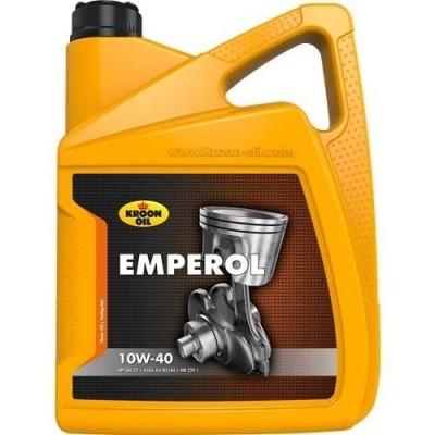 Foto van Motorolie Emperol 10W-40 - 1L