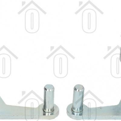 Foto van Whirlpool Scharnier Bovenzijde links + rechtsboven ARC5440, ARC5551 484000001040