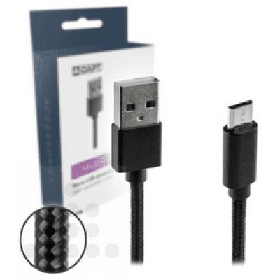 Foto van Micro USB data- laadkabel