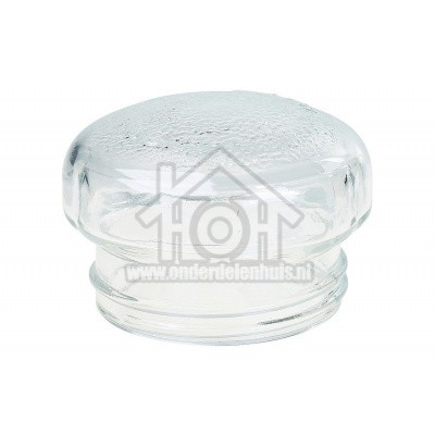 Foto van AEG Glas Glaasje van ovenlamp 3201BDG, FHH60GK2 4071343414