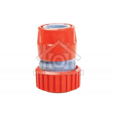 Foto van Talen Tools Koppeling Snelkoppeling met slanghouder 18-23mm, 1/2