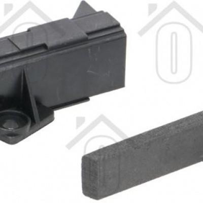Foto van AEG Koolborstel in houder (L) 5x 12.5 houder=56mm klem=5mm 50265476007