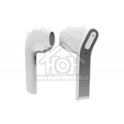 Foto van Universeel Earpods Bluetooth EarPods Hoofdtelefoon, iPhone, iPad MHTW001WHT