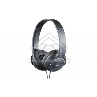 Foto van JVC Hoofdtelefoon On Ear met Superieur geluid, Opvouwbaar Zwart met 1,2 meter snoer