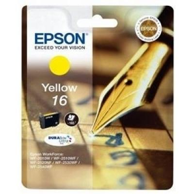 Foto van EPSON 16 INKT YELLOW