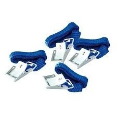 Fietsdrager spanband 4x