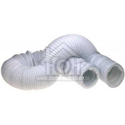 Foto van Universeel Slang 90 mm wit -PVC- 15 meter 61200600