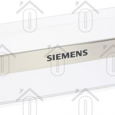 Foto van Siemens Flessenrek Transparant 415x115x100mm KI18LA60, KI28SA50 00447353