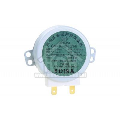 Foto van LG Motor Van draaiplateau 5/6 RPM MC7683, MC806, MP928 6549W1S011N