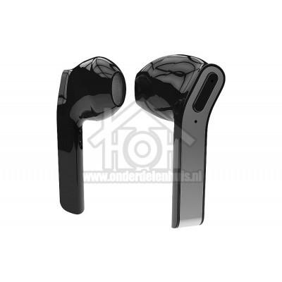 Foto van Universeel Earpods Bluetooth EarPods Hoofdtelefoon, iPhone, iPad MHTW001BLK