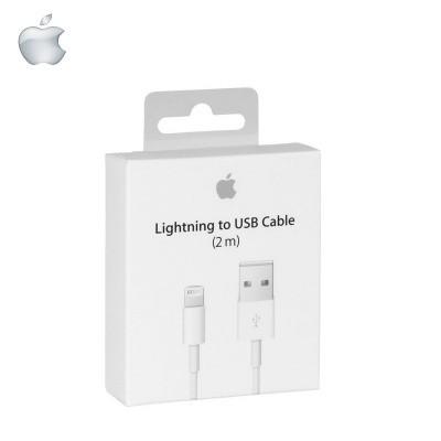 Foto van Apple lightning cable 2 meter orgineel Apple