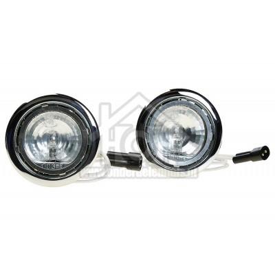 Foto van Novy Lamp Spot halogeenverlichting, 2 stuks HR2060/2 HR2090 50890065