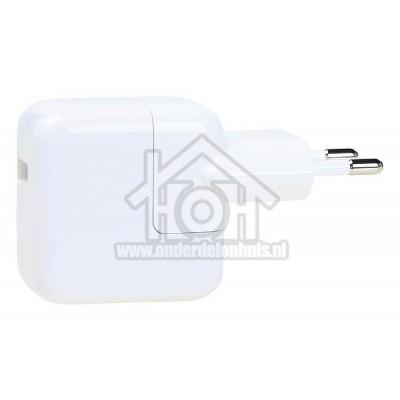 Foto van Apple Adapter USB power adapter 12W Oplader voor iPad, iPhone en iPod AP10284