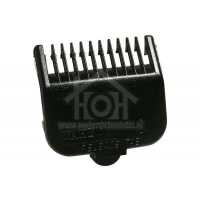 Foto van Wahl Opzetkam Nr.1 3mm 1/8 inch Type 1 zwart plastic WO3114