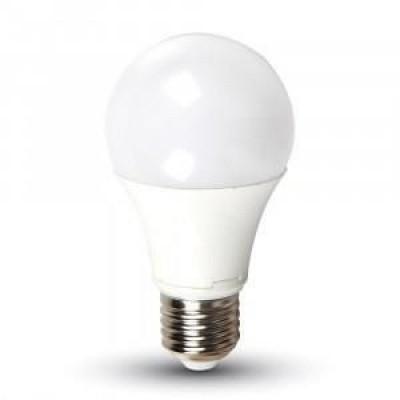 Foto van Led lamp 9W =60 W E27 warm wit