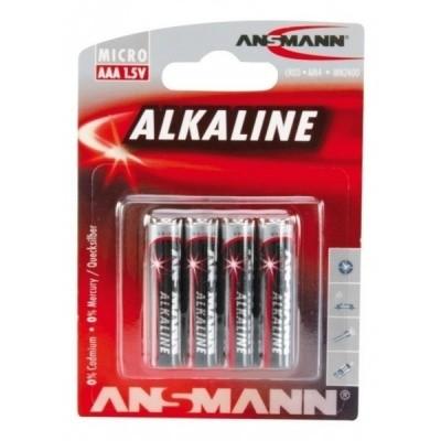 Alkaline AAA-batterijen