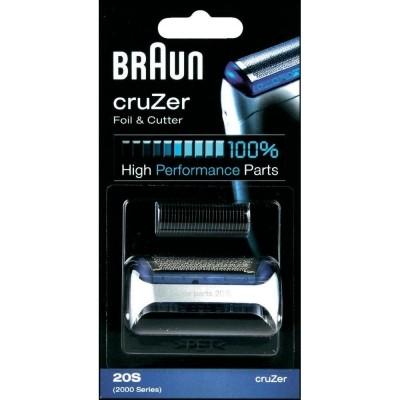 Braun Scheerblad 20S