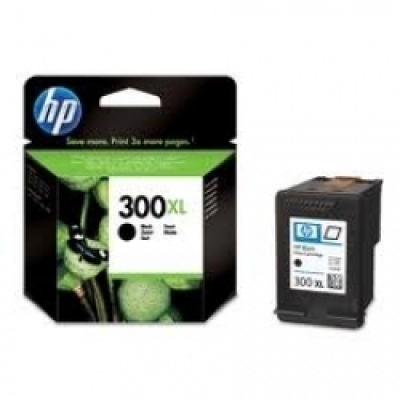 Foto van HP 300XL INKT ZWART