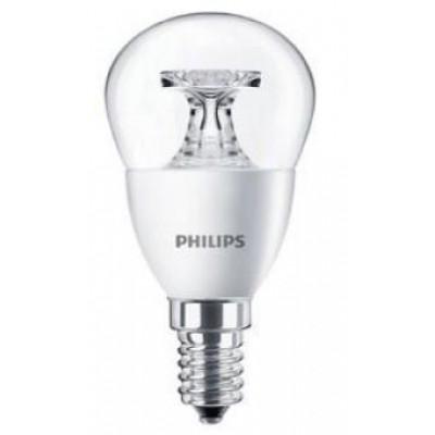 LED kogel 4-25W E14