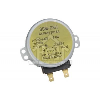 Foto van LG Motor V. draaiplateau 2,5/3 RPM MP9483SL, MP9482S 6549W1S018A