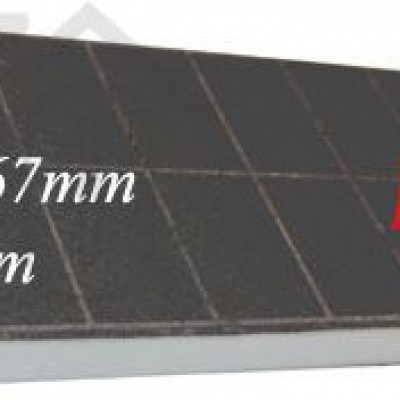 Foto van Bosch Filter LZ 34000 Aktief koolstof filter EK71062-LI28030 00296178