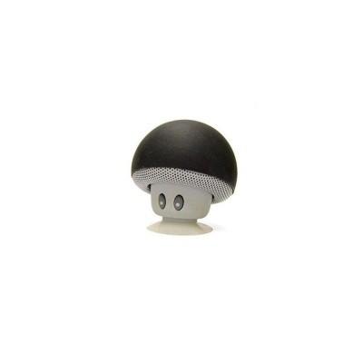 Foto van Paddestoel bluetooth speaker zwart