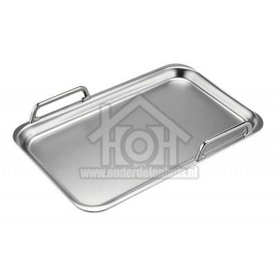 Foto van Bosch Grillplaat Teppanyaki, groot model Flexinductie kookplaten 00575951