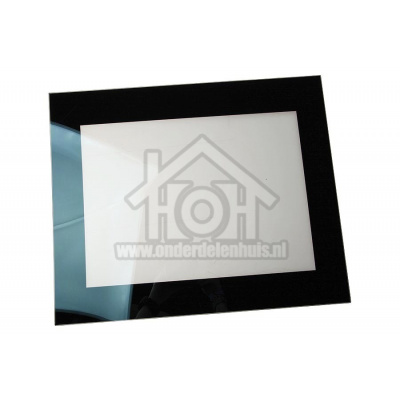 Foto van Whirlpool Glasplaat Binnenruit oven 493x405mm AKP460NB, AKZ230WH 481245059838