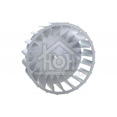 Foto van Whirlpool Waaier Kunststof, 20cm diameter 31001317 481201221093