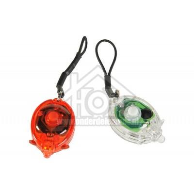 Foto van Tijdelijk artikel Lamp Lampenset fiets Mini, incl. batterijen 005973