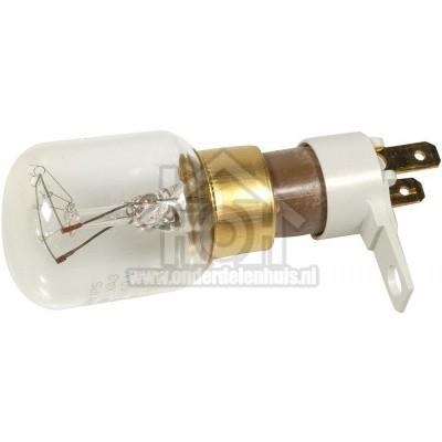 Foto van AEG Lamp 25W XA3 230-240V Micromat110, 8996619173132