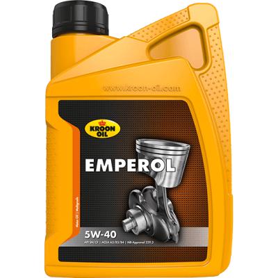 Foto van Motorolie Emperol 5W-40 - 5L