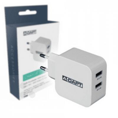 Foto van USB thuislader 4.8A Smart IC
