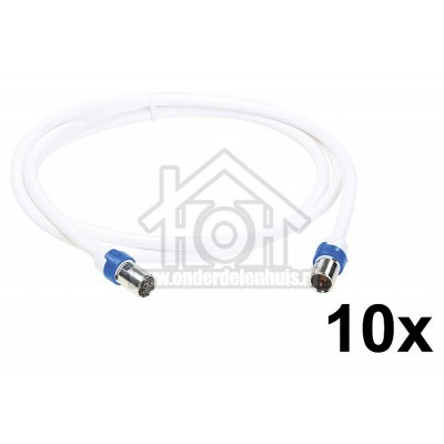 Foto van Hirschmann Aansluitkabel CATV aansluitkabel F male / IEC female connector FKAB 5/1,5m