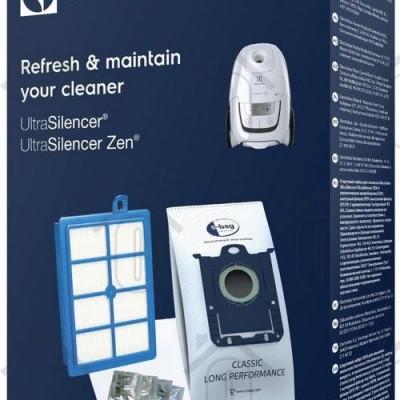 Foto van Electrolux Starterkit S-Bag Ultra Silence USK9 UltraSilencer, Green 9009229700