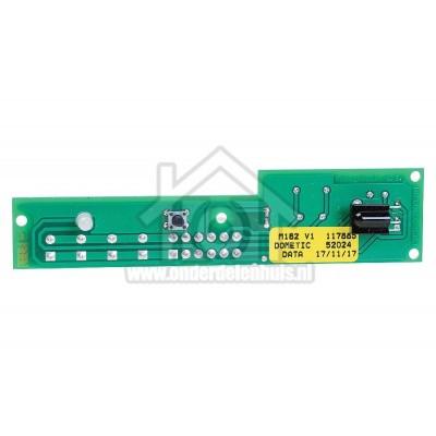 Foto van Dometic Print Bedieningspaneel, sensor lucht B2200, B2500 386520031