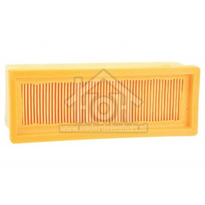 Foto van Karcher Filter vlakfilter Waterzuiger 2501-TE-2601-Plus-3001 64144980