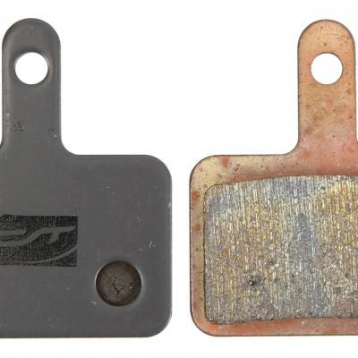 Foto van Contec Schijfremblokken Cbp-530 S, Gesinterd - Metaal Passend Voor Shimano Deore Br-M355/M395/M515/