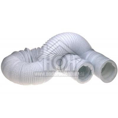 Foto van Universeel Slang 120 mm wit -PVC- 15 meter 431011