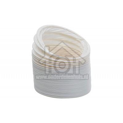 Foto van Easyfiks Slang Lucht 150cm 100 mm wit -PVC-