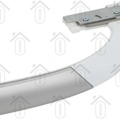 Foto van Beko Handgreep Wit/zilver, gebogen 22cm B290HCA, FSE273000 4328000100