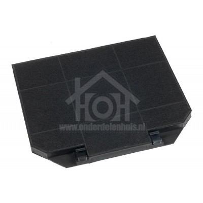 Foto van Electrolux Filter Aktief Koolstof filter vierkant model ZHC951,EFF72 9029793636