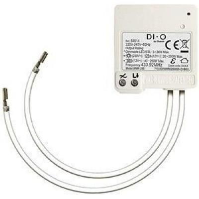 Mini dimmer/schakelaar 200W of 24W LED