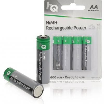 Foto van Oplaadbare batterijen 2600mAh