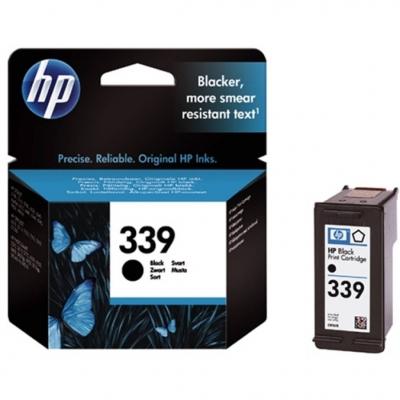 Foto van HP 339 INKT ZWART
