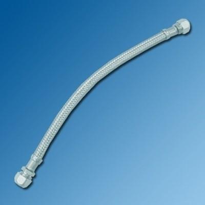 Aansluitslang, flexibel/knel 10 x 15mm knel