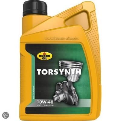 Foto van Motorolie Torsynth 10W-40 - 1L