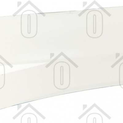 Foto van Zanussi Klep van botervak transparant ZR55/1W, ZL66SI 2244092116