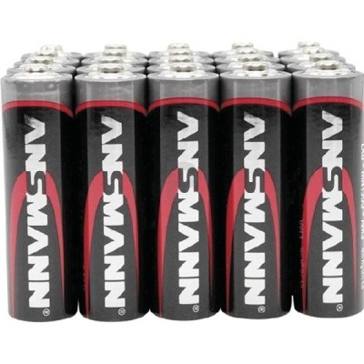 Foto van Ansmann Batterijen AA 20 stuks