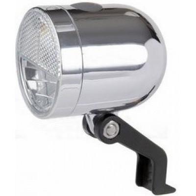Ikzi koplamp Nero zilver 10 LUX